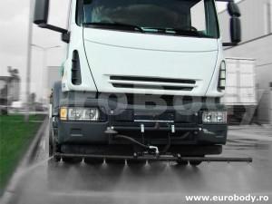 Grust - Stropiatoare stradala + Hooklift10